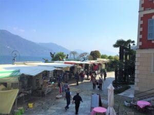 Sonntagsmarkt in Cannobio 4 klein