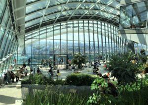 London kostenlos Sky Garden bearbeitet klein
