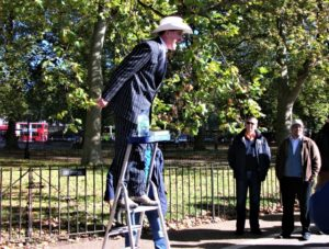 London kostenlos Speakers Corner bearbeitet klein