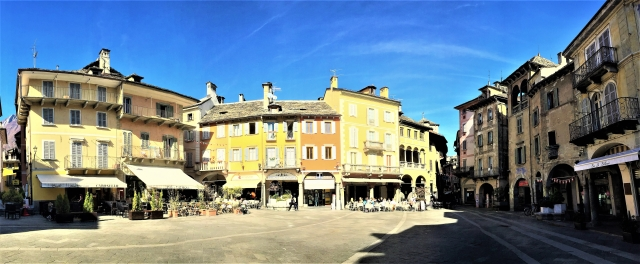 Domodossola im Piemont: Liebe auf den zweiten Blick