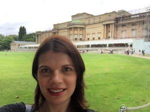 Besuch im Buckingham Palace 4_klein
