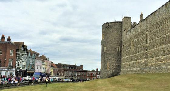 Ausflug nach Windsor: Frust, Fascinator und ein fantastisches Schloss
