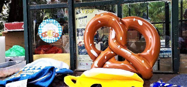 Oktoberfest am Lago Maggiore: Sauerkraut am See und seltsame Musik in Baveno