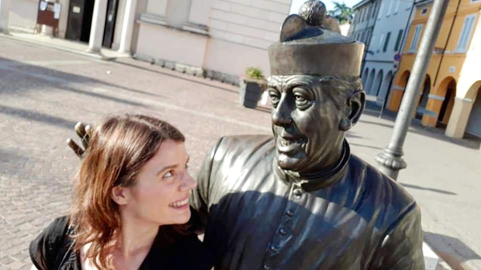 Brescello: Auf den Spuren von Don Camillo und Peppone - Die bunte Christine