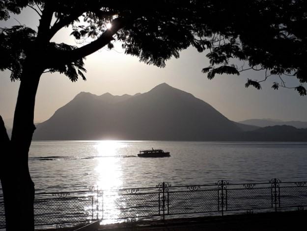 Rezension: Der Lago-Maggiore-Krimi Buona Notte von Andrea Di Stefano - Die bunte Christine
