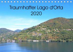 Meine Calvendo-Kalender Traumhafter Lago d'Orta
