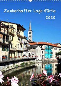Meine Calvendo-Kalender Zauberhafter Lago d'Orta NEU