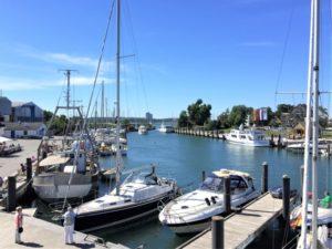 Die schönsten Orte an der Lübecker Bucht Niendorf bearbeitet klein