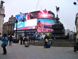 London für Anfänger Piccadilly Circus 2 bearbeitet klein
