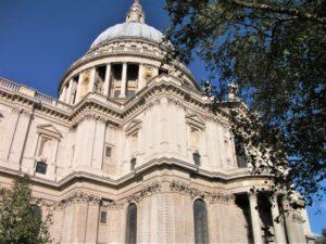 London für Anfänger St. Paul's Cathedral bearbeitet klein