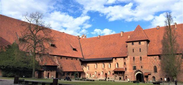 Marienburg bei Danzig: Der größte Backsteinbau Europas