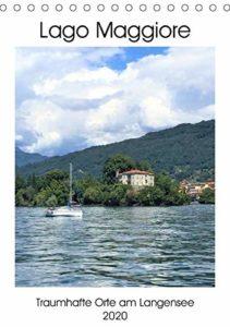 Meine Calvendo-Kalender Traumhafter Lago Maggiore