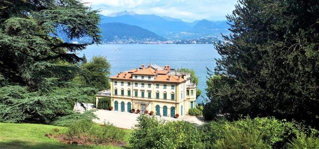 Villa Pallavicino in Stresa: Zwischen Kamelien und Kängurus