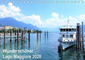 Meine Calvendo-Kalender Wunderschöner Lago Maggiore 2020
