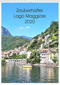 Meine Calvendo-Kalender Zauberhafter Lago Maggiore