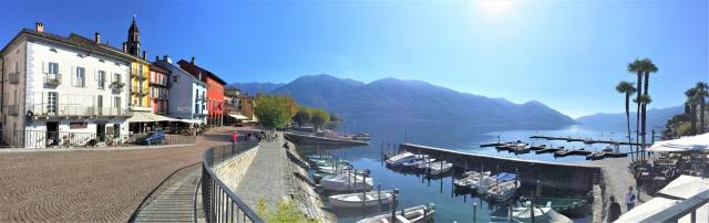 Ascona: Die schönste Seepromenade am Lago Maggiore