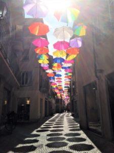 Beleuchtet Schirme Arona bearbeitet klein