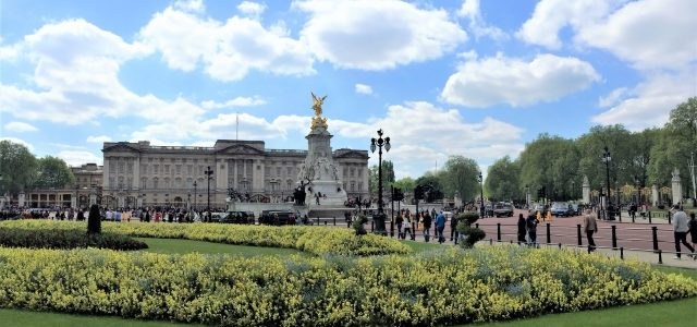 Buckingham Palace London: Zu Gast bei der Queen