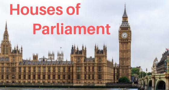 Mehr als Big Ben: Ein Rundgang durch die Houses of Parliament in London
