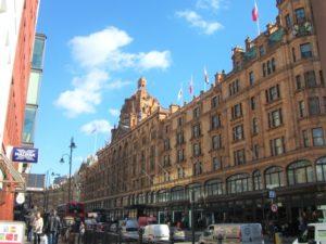 London für Anfänger Harrods bearbeitet klein