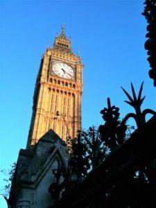 London für Anfänger Houses of Parliament NEU bearbeitet klein