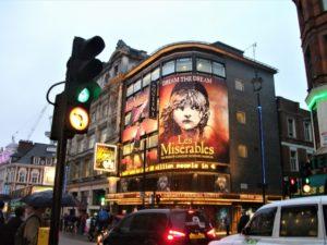 London für Fortgeschrittene Musicals in London bearbeitet klein