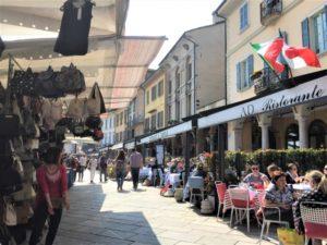 Märkte am Lago Maggiore Cannobio bearbeitet klein