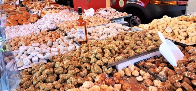Samstags am Lago Maggiore: Der Markt in Intra
