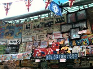 Notting Hill Portobello Market Bild 5 bearbeitet