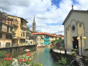 Omegna Der größte Markt am Lago d'Orta Aufmacher 2 bearbeitet klein