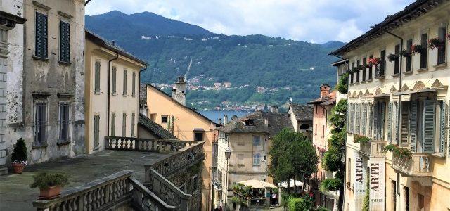 Orta San Giulio am Lago d'Orta: Plötzlich im Paradies