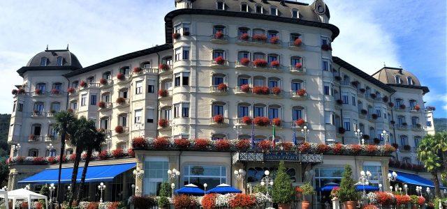 Regina Palace Hotel Stresa: Einfach königlich
