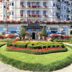 Regina Palace Hotel Stresa Eingang bearbeitet klein