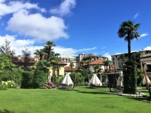 Regina Palace Hotel Stresa Garten bearbeitet klein