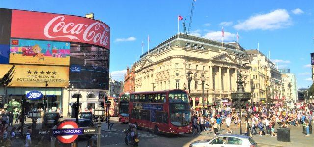 Runder Geburtstag in London: Protokoll einer Irrfahrt