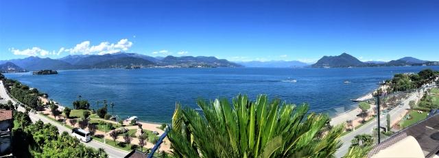 Sky Bar Stresa: Rundblick auf den Lago Maggiore