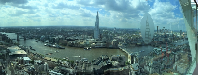 "Sky Garden London: Lohnende Alternative zu ""The Shard"""