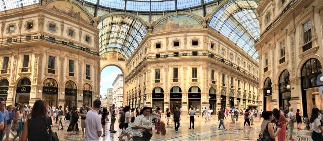 Tagesausflug nach Mailand: Mehr als Dom und Shopping