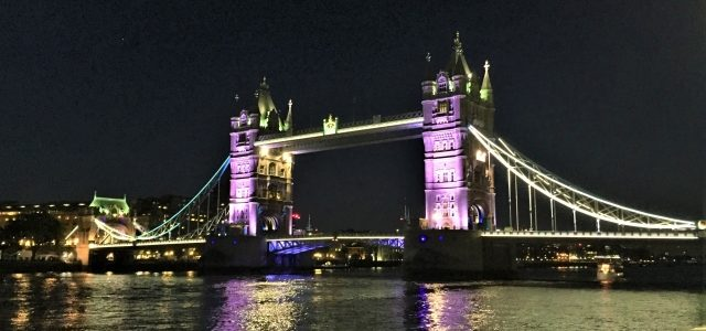 Tower Bridge London: Gigantischer Gang über die Themse