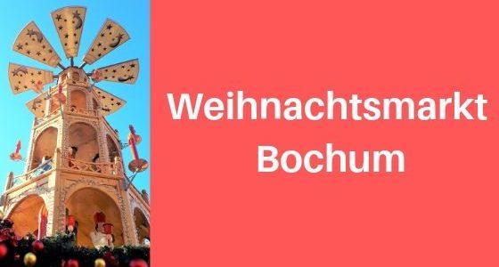 Weihnachtsmarkt Bochum: Hier geht der Weihnachtsmann in die Luft