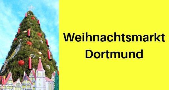 Weihnachtsmarkt Dortmund: Der größte Tannenbaum der Welt