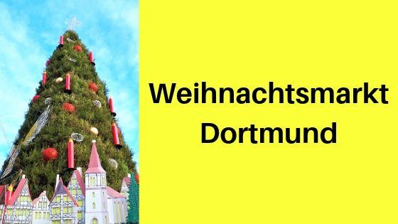 öffnungszeiten Dortmunder Weihnachtsmarkt.Weihnachtsmarkt Dortmund Der Größte Tannenbaum Der Welt Die Bunte