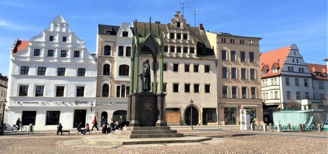 500 Jahre Reformation: Zu Besuch in der Lutherstadt Wittenberg