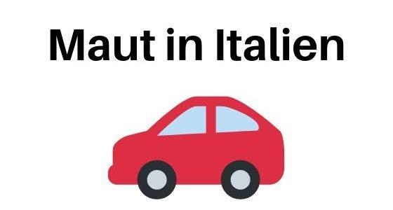 Maut in Italien: Wie funktioniert das eigentlich?