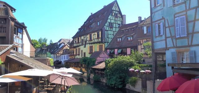 Spaziergang durch Colmar: Ein Nachmittag im Elsass