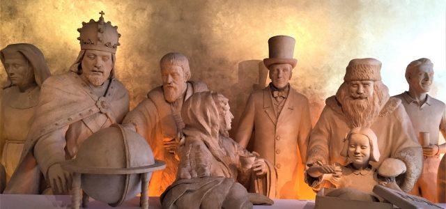 Marzipanstadt Lübeck: Das Café Niederegger mit Marzipanmuseum