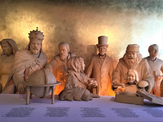 Marzipanstadt Lübeck: Das Café Niederegger mit Marzipanmuseum - Die bunte Christine
