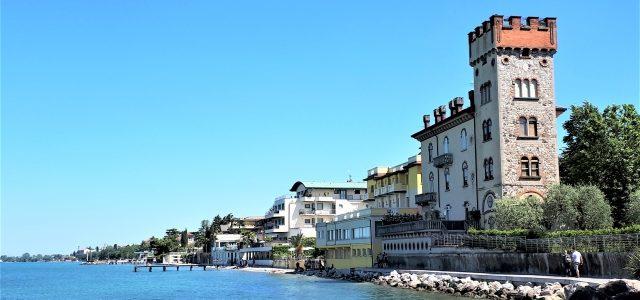Desenzano: Die größte Stadt am Gardasee