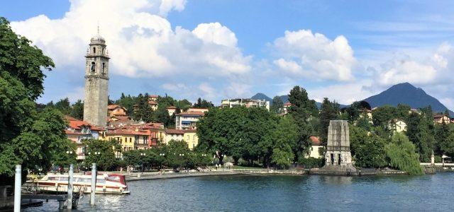 Pallanza am Lago Maggiore: Botanische Gärten und beeindruckende Bauwerke
