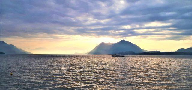 Regen am Lago Maggiore: 5 Gründe, warum trübe Tage toll sind